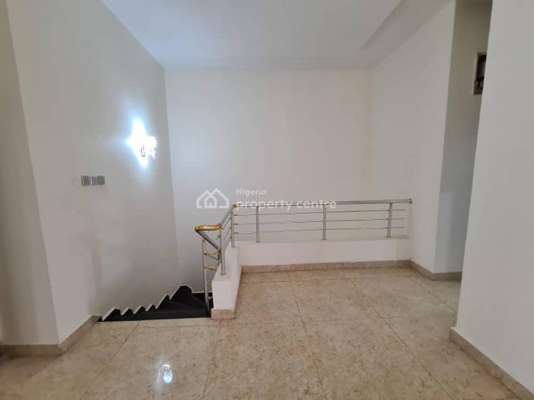 Finished 4 Bedroom Semi Detached Duplex with a Room Bq, Orchid Road, Second Tollgate, Chevron, Lekki Phase 2, Lekki, Lagos, Semi-detached Duplex for Sale