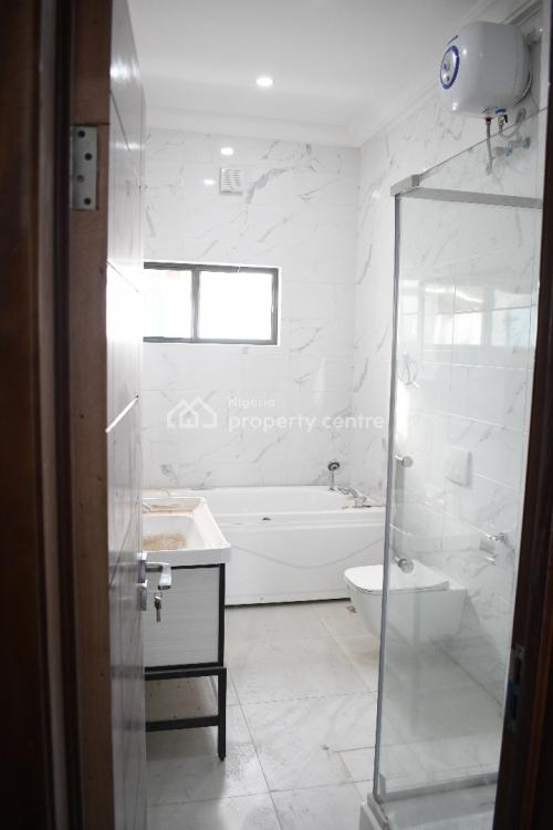 Luxury 4 Bedroom Terrace with a Study and a Room Bq, Periwinkle Lifestyle Estate, Freedom Way, Lekki Phase 1, Lekki, Lagos, Terraced Duplex for Sale