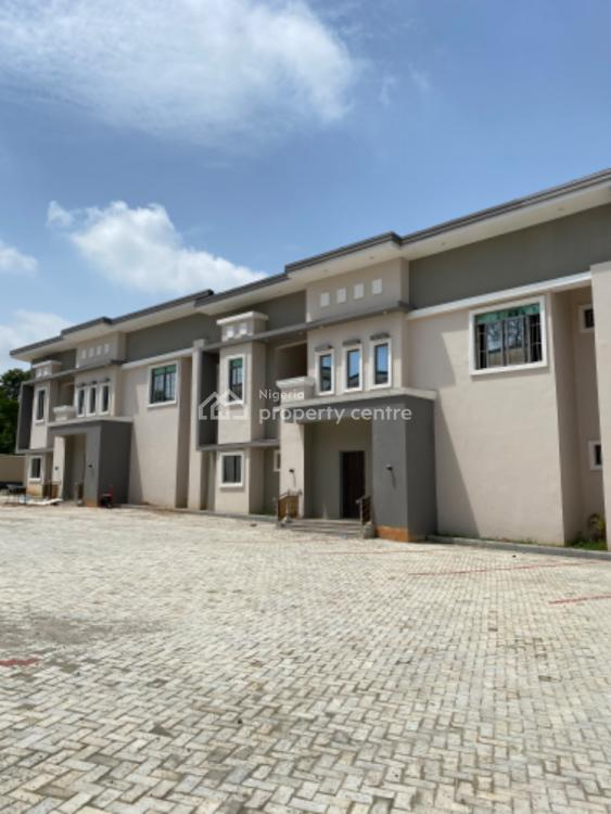 4 Bedrooms Terraced Duplex with 1 Room Bq Attached, Main Life Camp, Life Camp, Abuja, Detached Duplex for Sale