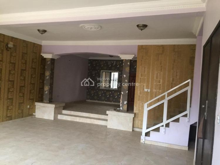 5 Bedroom Duplex on 500sqm (2 Units), Badore, Ajah, Lagos, Semi-detached Duplex for Sale