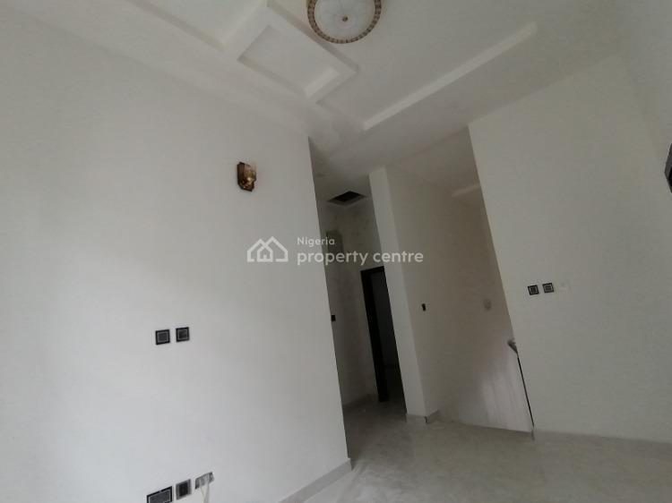 Four Bedroom Semi Detached House with Bq, Osapa London Lekki By Shop Rite, Lekki Phase 1, Lekki, Lagos, House for Sale