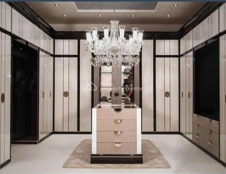 Luxurious 5 Bedroom Terrace Duplex with 2 Bq, 407 Mixed Zone, Banana Island, Ikoyi, Lagos, Terraced Duplex for Sale