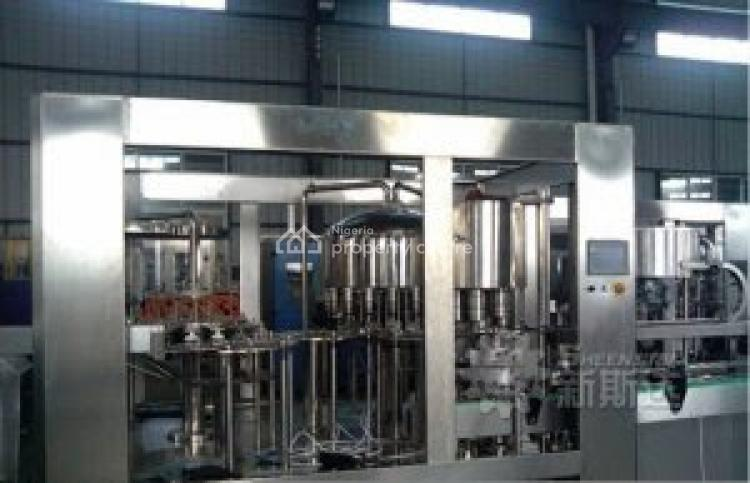 Newly Built Factory Intended for Wine Bottles, Coke Bottles and Water, Lusada, Agbara-igbesa, Lagos, Factory for Sale