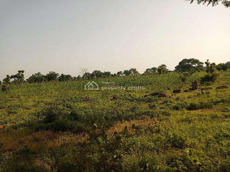 3 Hectares Farmland, with a Good Access Road Is Available., Kuziphi, After Luvu in Masaka Area 1, Karu Lga, Karu, Nasarawa, Mixed-use Land for Sale