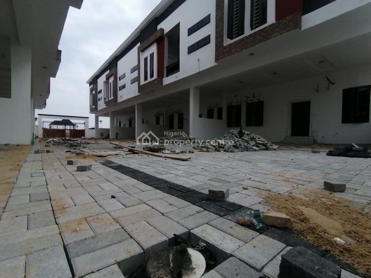Tastefully Built Four Bedrooms Terraced Duplex, Chevron, Lekki, Lagos, Terraced Duplex for Sale