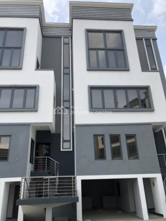 4 Bedrooms Luxurious Terrace Duplex with a Room Boys Quarters, By Aym Ashafa, Asokoro District, Abuja, Terraced Duplex for Rent
