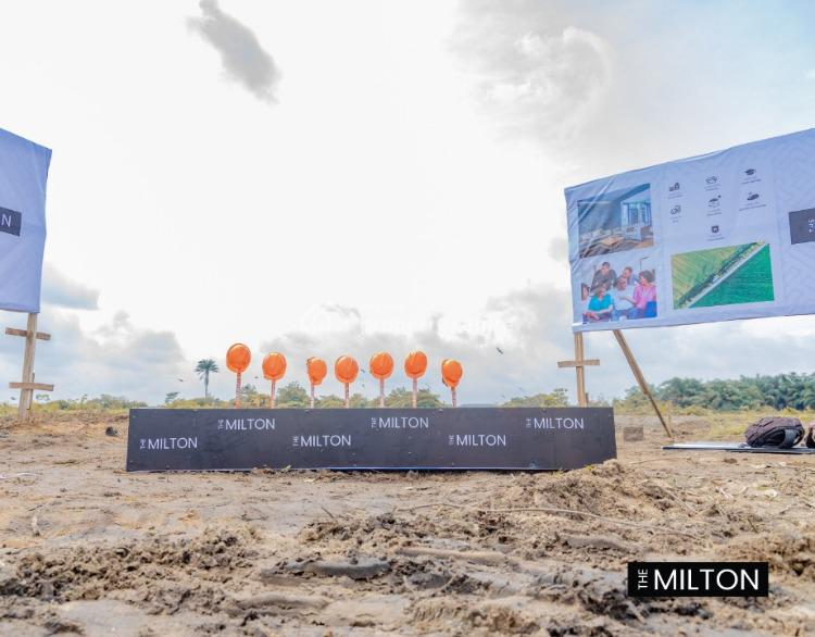 Affordable Land with Governors Consent, The Milton Estate, Awoyaya, Lekki Phase 2, Lekki, Lagos, Residential Land for Sale