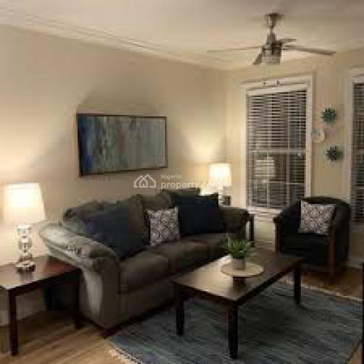 1 Bedroom Fully Furnished and Serviced Mini Flat, Amazon Street., Maitama District, Abuja, Mini Flat for Rent