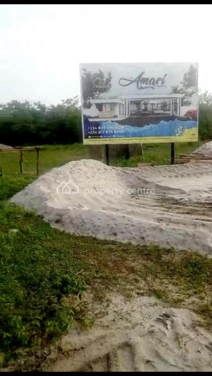 Plots of Land in a Residential Estate with C of O, Amari Gardens, Lakowe, Ibeju Lekki, Lagos, Residential Land for Sale