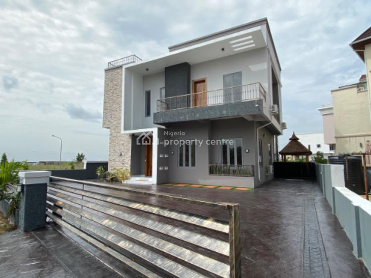 Luxury 5 Bedrooms Fully Detached Duplex with Swimming Pool and Garden, Acadia Groove Estate, Osapa, Lekki, Lagos, Detached Duplex for Sale