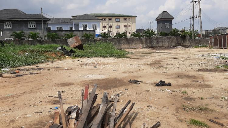 Well Located and Fully Fenced Two Plots of Land, Stadium Road, Port Harcourt, Rivers, Mixed-use Land for Sale