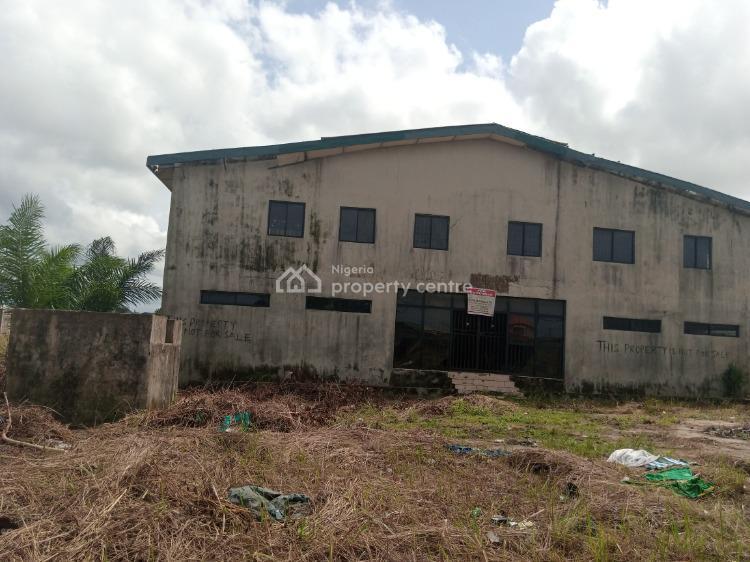 Warehouse with a Land Size of 4117sqm, Facing The Lekki-epe Expressway, Lakowe, Ibeju Lekki, Lagos, Warehouse for Sale