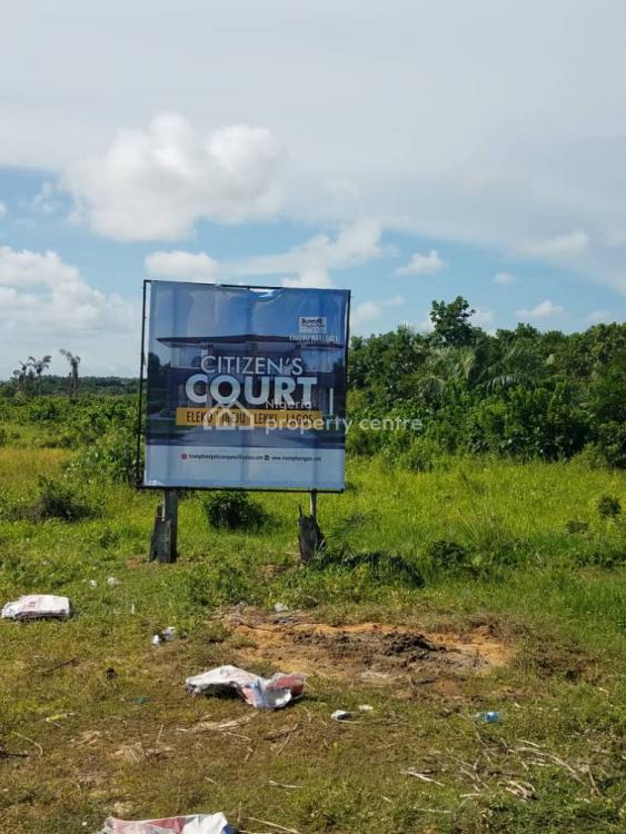 Land with Excision Title, Eleko, Ibeju Lekki, Lagos, Residential Land for Sale