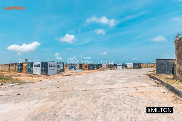 Sophisticated and Lush Land Space with Fast Development, Behind Coscharis Motors, Awoyaya, Ibeju Lekki, Lagos, Residential Land for Sale
