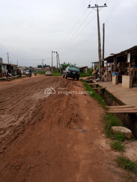 3 Plots of Dry and Level Land Suitable for School, Church & Residence, Magboro, Ogun, Mixed-use Land for Sale