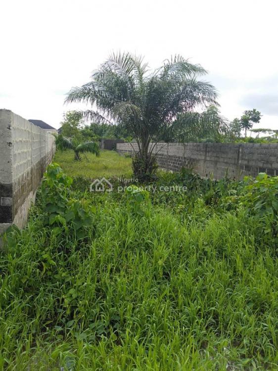 Two Plots of Dry Land, Ogunfayo Village, Via Eputu, Lekki Expressway, Lekki, Lagos, Residential Land for Sale