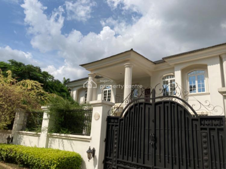 Decent 5 Bedroom Detached  Duplex, Asokoro, Asokoro District, Abuja, Detached Duplex for Rent