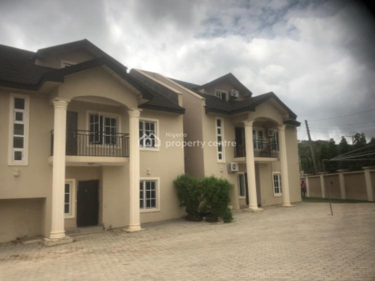 3 Units of 5 Bedrooms Duplex, Asokoro District, Abuja, Terraced Duplex for Sale