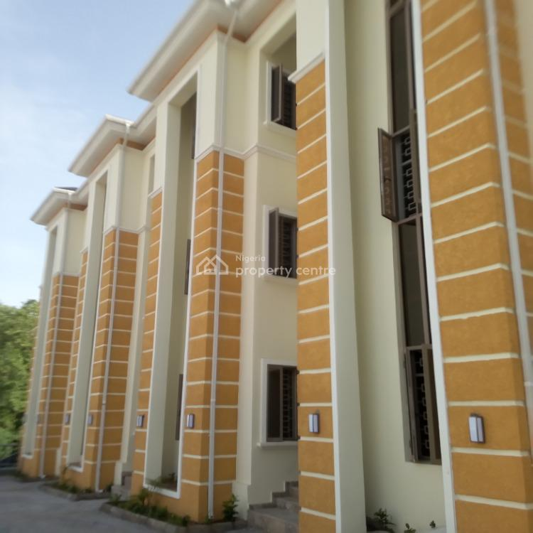 4 Bedroom Terrace House, Guzape District, Abuja, House for Rent