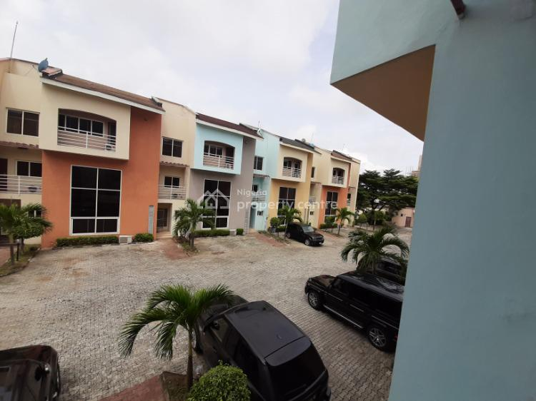 4 Bedrooms En-suite Terraced Duplex with a Room Bq, Oniru, Victoria Island (vi), Lagos, Terraced Duplex for Sale