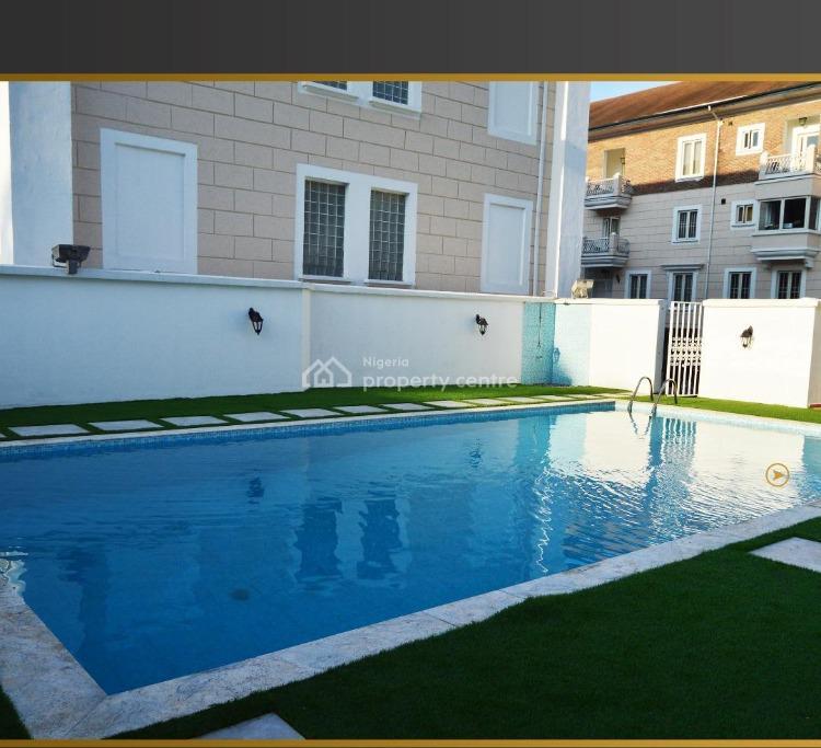 Luxury 5 Bedroom Fully Detached, Old Ikoyi, Ikoyi, Lagos, Detached Duplex for Sale