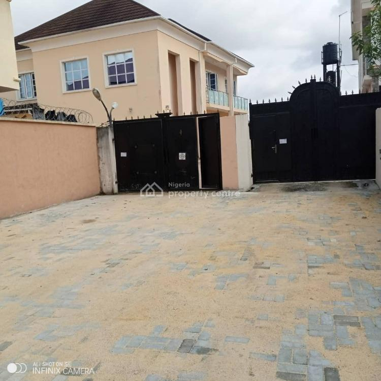 Fully Fitted and Finished 5 Bedroom Detached House, Olokonla Road, Ajah, Lagos, Detached Duplex for Sale