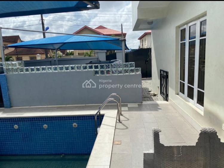 Lovely 5 Bedroom Detached Duplex with Swimming Pool, Lekki Phase 1, Lekki, Lagos, Detached Duplex for Sale