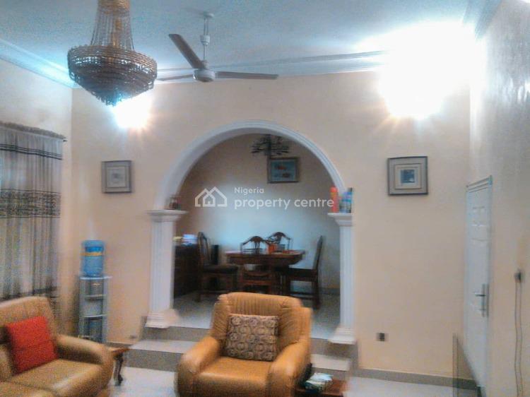 6 Bedrooms Duplex + 2 Rooms Bq + 2 Bedrooms Flat Guest Chalet, Sdp Hills, Karu, Abuja, Detached Duplex for Sale