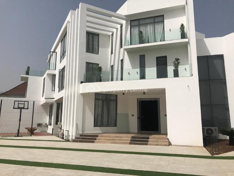 5 Bedrooms Duplex with 3 Serviced Quarters, Katampe Extension, Katampe, Abuja, Detached Duplex for Sale