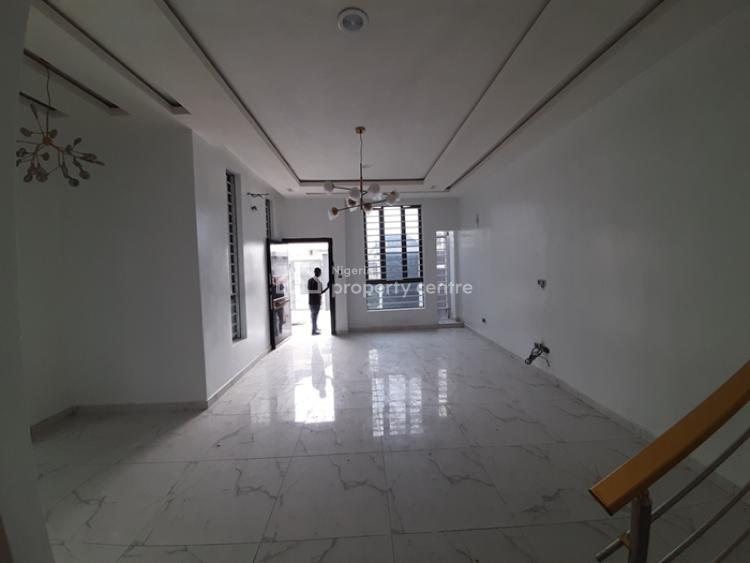 Lovely 4 Bedrooms Duplex, Chevron, Lekki, Lagos, Semi-detached Duplex for Sale