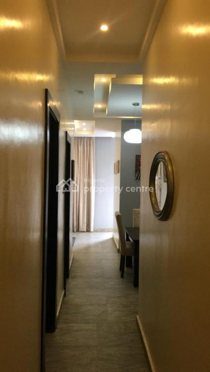 Luxury 2 Bedroom All Rooms Ensuite. Comes with 24 Hours Electricity, Adeniran Ogunsanya, Surulere, Lagos, Self Contained (single Rooms) Short Let