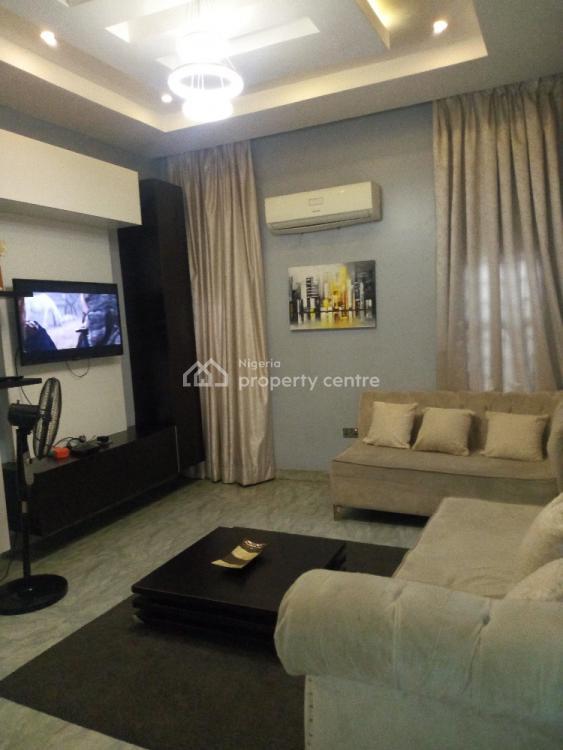 Luxury 2 Bedroom Apartment, Adeniran Ogunsanya, Surulere, Lagos, Flat Short Let
