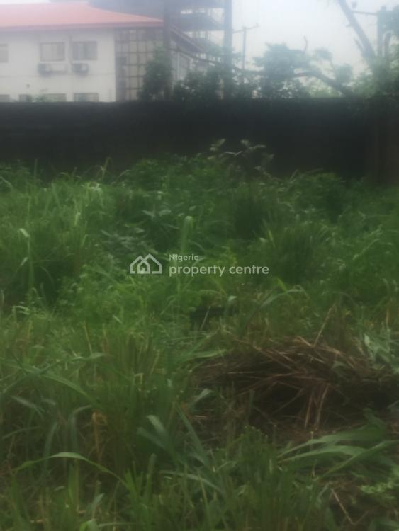 1,515 Sqm (commercial) Fenced and Gated Land with Governors Consent, Cbd, Alausa, Ikeja, Lagos, Commercial Land for Sale