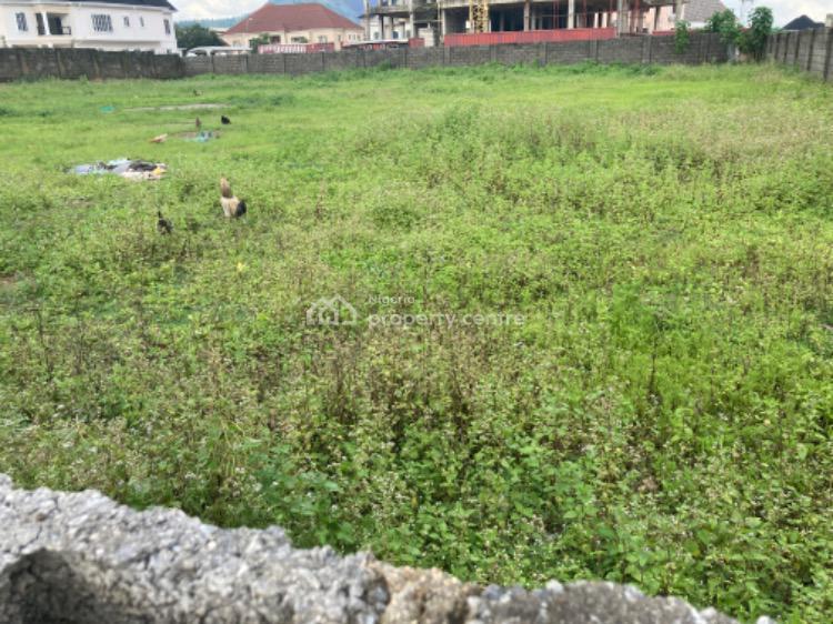 Decent Land Measuring 1,420sqm, Wuse 2, Abuja, Land for Sale