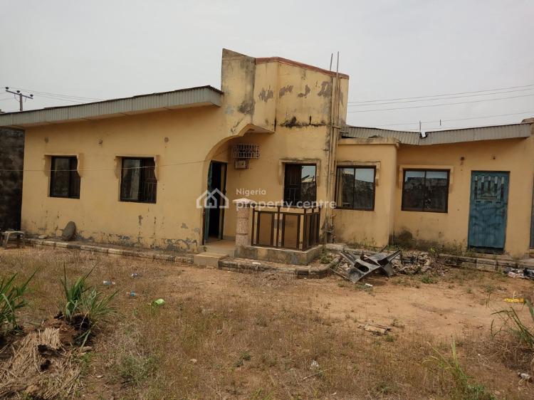 3 Bedroom Flat, Idiroko Bus Stop, Off Elepe, Ijede Road,, Ikorodu, Lagos, Detached Bungalow for Sale