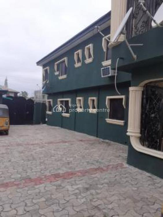 Block of Flats and Bq with 2 Nos of Miniflat, Off Addo Langbasa Road, Ado, Ajah, Lagos, Block of Flats for Sale