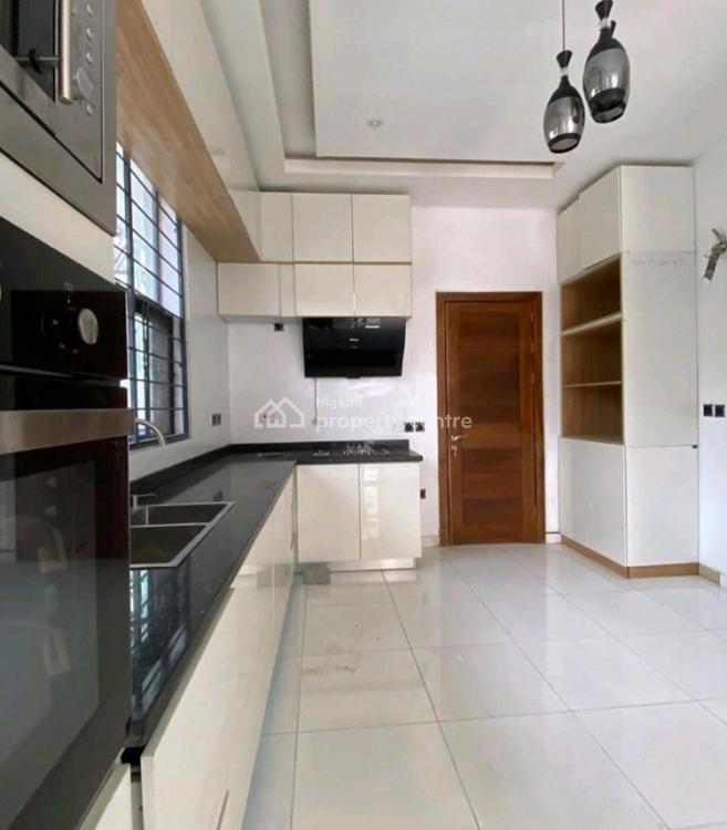 Stunning 4 Bedroom Semi-detached House in an Estate, Idado, Lekki, Lagos, Semi-detached Duplex for Sale
