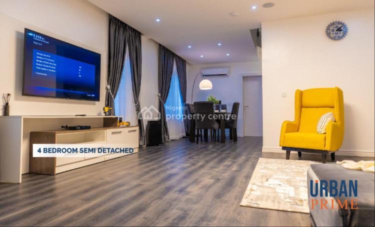 4 Bedroom Semi-detached Duplex, Abraham Adesanya, Urban Prime Two Lavadia, Ajah, Lagos, Semi-detached Duplex for Sale
