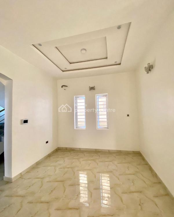 Amazing 5 Bedroom Detached Duplex, Chevron, Lekki, Lagos, House for Sale