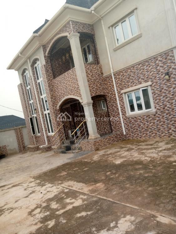 Luxury 5 Bedroom Fully Detached, Scc Road Ushafa New Layout, Ushafa, Bwari, Abuja, House for Sale