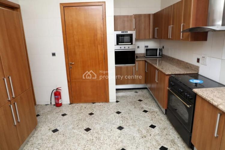 Upscale 4 Bedroom Semi Detached House, Osborne, Ikoyi, Lagos, Semi-detached Duplex for Rent