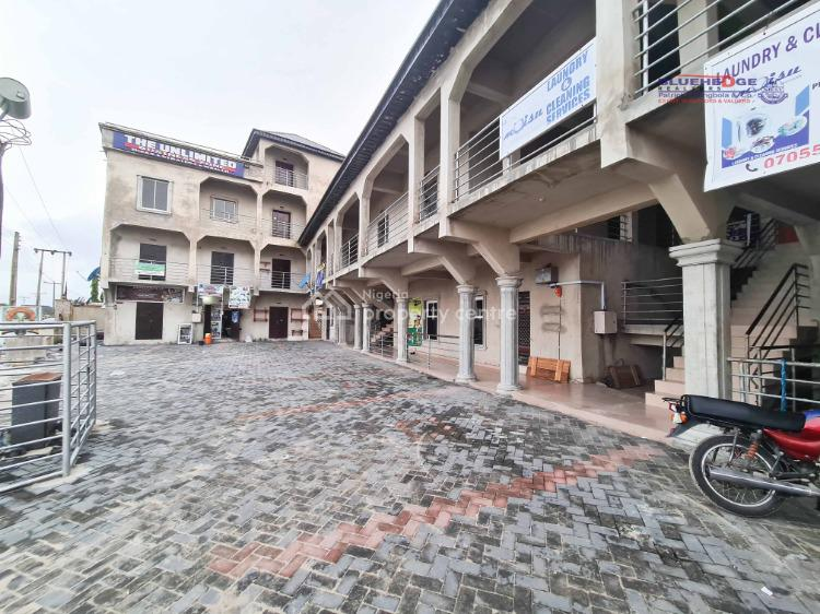 Brand New and Spacious Shop with Office Spaces, Golf Course Road, Lakowe, Ibeju Lekki, Lagos, Plaza / Complex / Mall for Rent