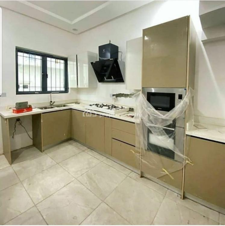 Luxury 4 Bedroom Terraced Duplex with Bq, Ikate Elegushi, Lekki, Lagos, Terraced Duplex for Sale
