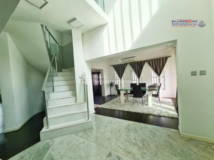 Luxury 6 Bedroom Fully Detached Duplex with 2 Rooms Bq, Lekki Peninsula Scheme 2, Ajah, Lagos, Detached Duplex for Sale