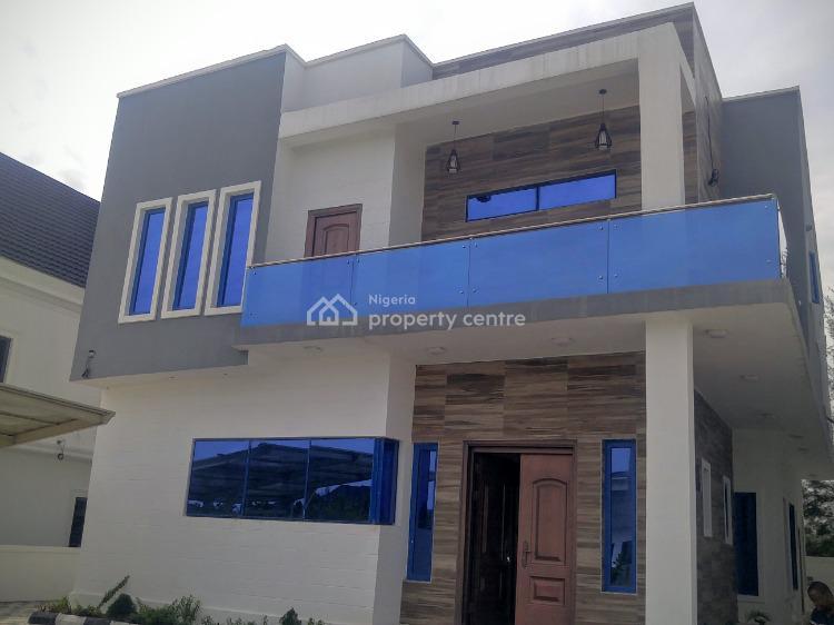 Exquisite and Modern 5 Bedroom Detached Duplex, Lekky County Homes, Ikota, Lekki, Lagos, Detached Duplex for Sale