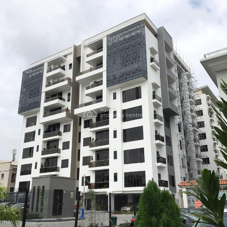 2 Bedroom Flat Water View, Off Onikoyi, Banana Island, Ikoyi, Lagos, Flat for Sale
