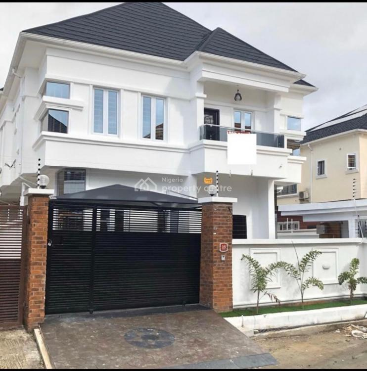 Beautiful 5 Bedroom Fully Detached Duplex with a Bq, Lekki Phase 2, Lekki, Lagos, Detached Bungalow for Sale