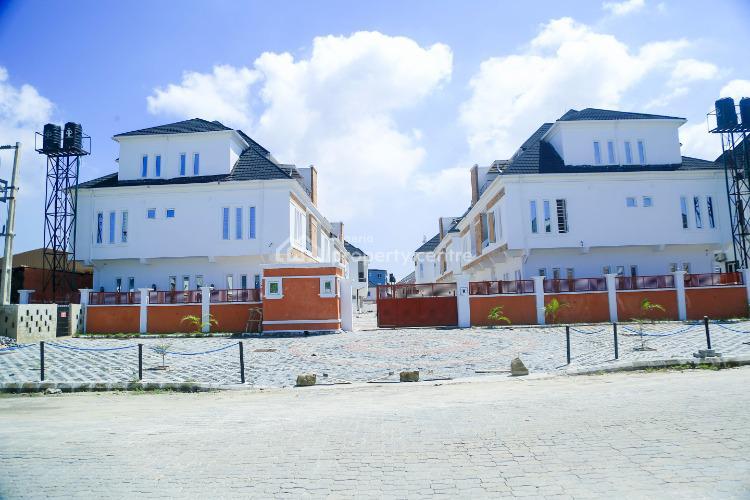 4 Bedroom Semi Detached Duplex All Rooms Ensuite with a Room Bq., Oral Estate, Lekki Phase 2, Lekki, Lagos, Semi-detached Duplex for Sale