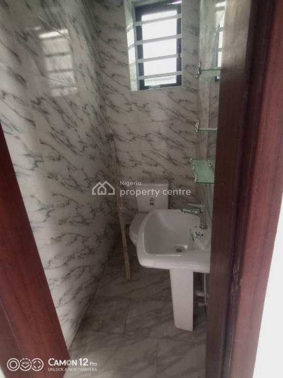 4 Bedroom Semi Detached Duplex All Rooms Ensuite with a Room Bq, Lekki Phase 2, Lekki, Lagos, Semi-detached Duplex for Sale