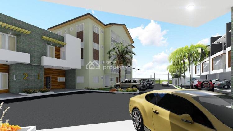 3 Bedroom Apartment., Off Freedom Way., Lekki Phase 1, Lekki, Lagos, Block of Flats for Sale